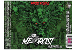 3 Floyds The Mexorcist 22-Ounce Bottle Label Feature
