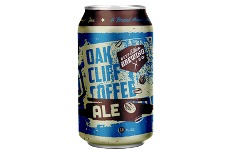Deep Ellum Oak Cliff Coffee Ale