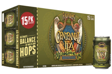 Founders Centennial IPA 15-Pack 12-Ounce Cans Feature
