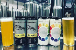 The Veil Benjelz and Feel Feelings 16-Ounce Cans Feature