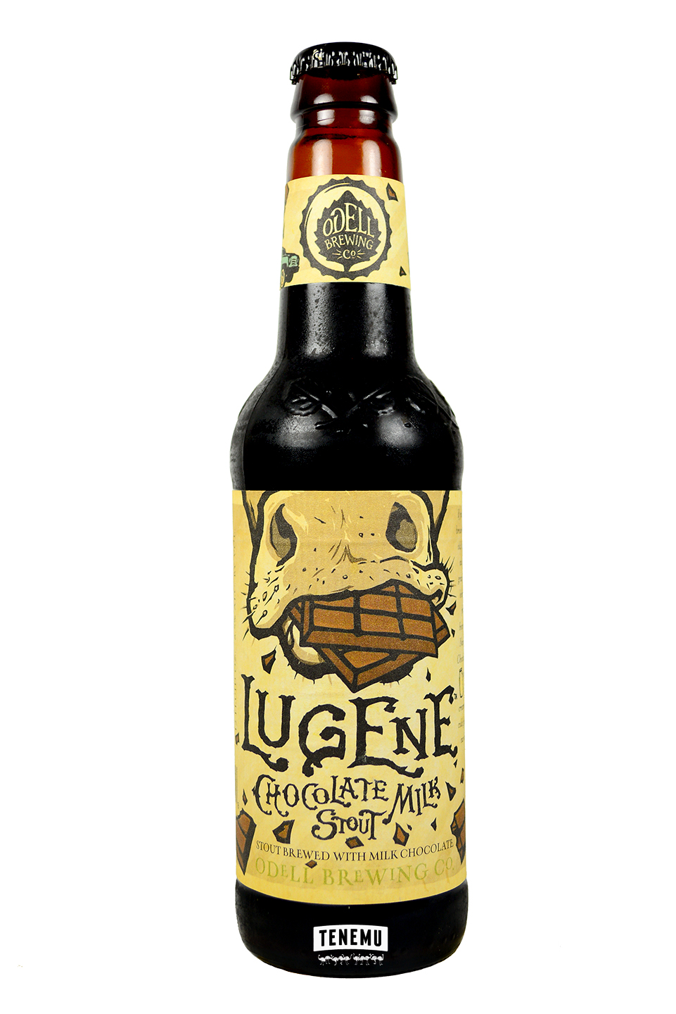 Odell Lugene bottle