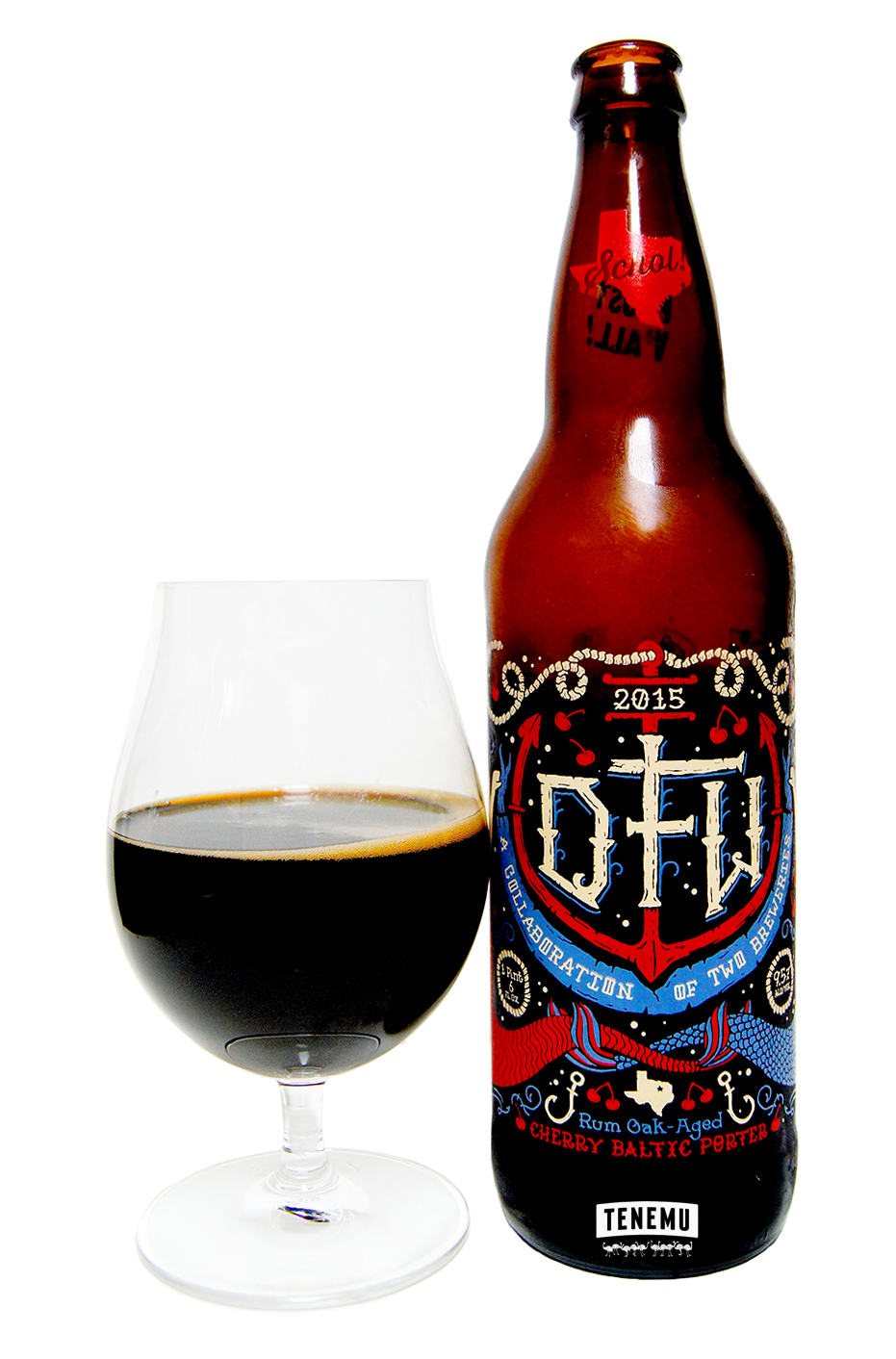 Lakewood / Rahr DFW A Collaboration of Two Breweries (2015)
