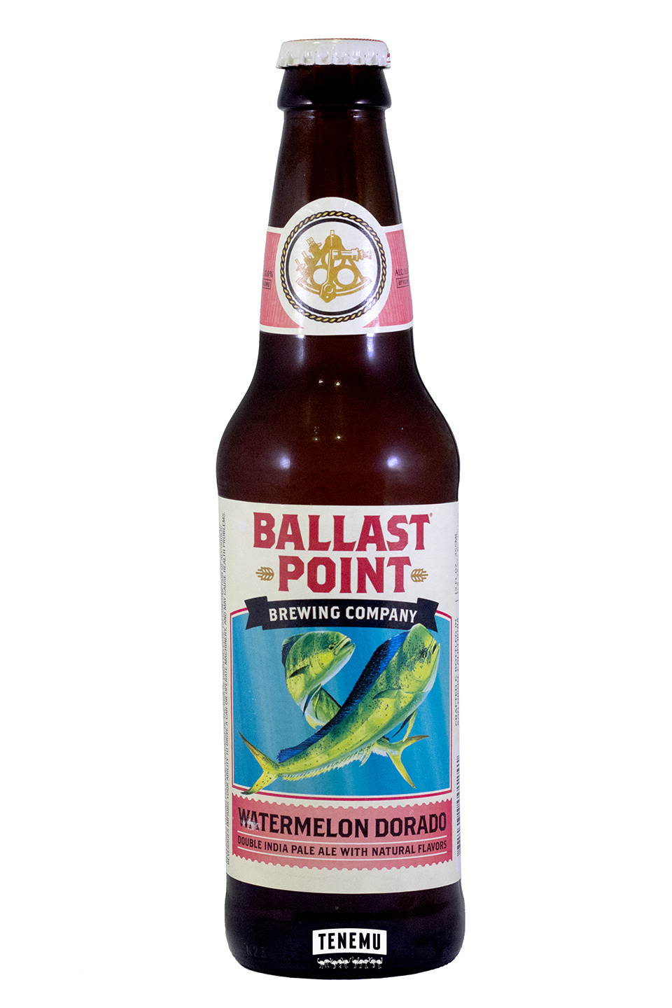 Ballast Point Watermelon Dorado DIPA bottle